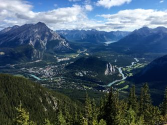 Banff Gondola, Banff National Park