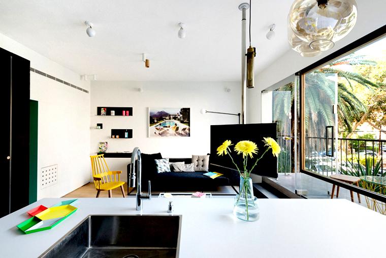 一房一廳16坪,這麼作漂亮化身成兩房一廳