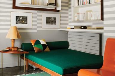 調色盤一樣的家,巴黎古物多彩公寓-cover
