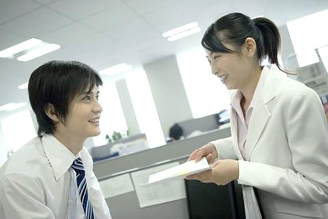 OL 東京 時間管理 辦公室對話