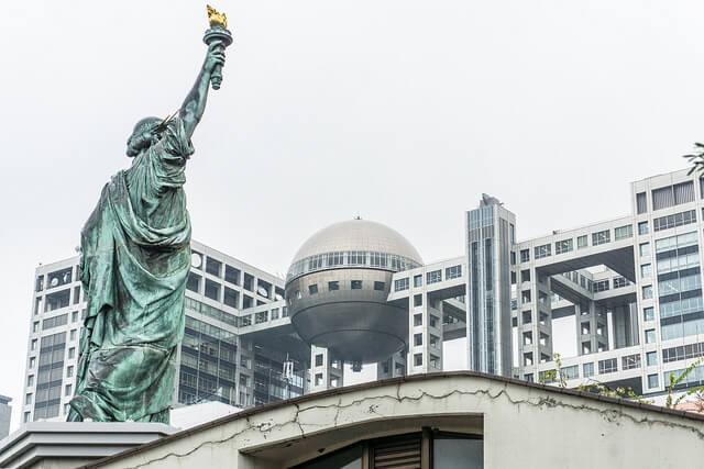 東京微旅行 新宿 晴空塔 築地市場