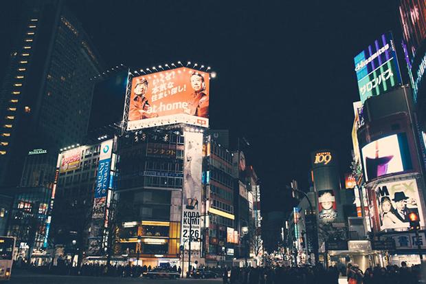 日本上班族女性 東京 日本職場 日本文化