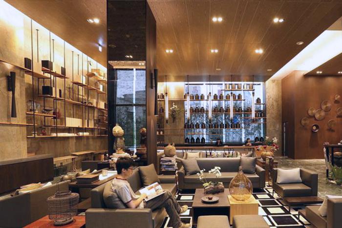 桃城茶樣子, 文創設計旅店