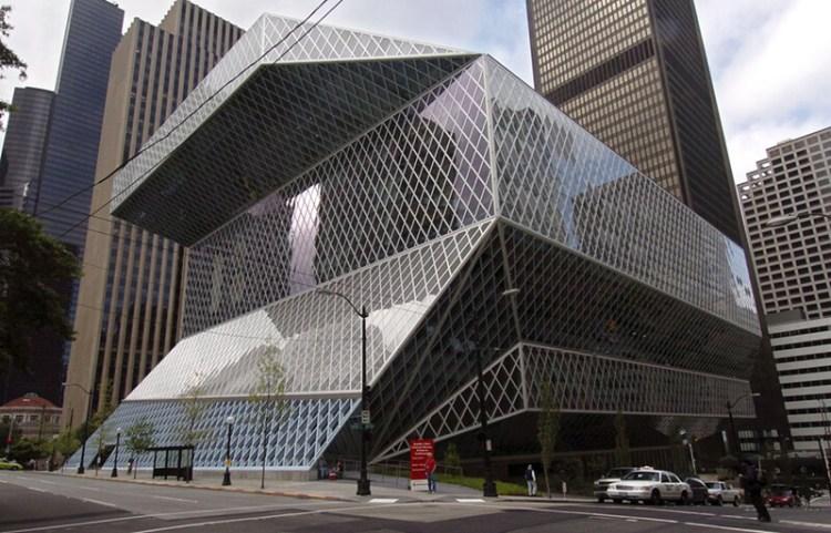 西雅圖中央圖書館
