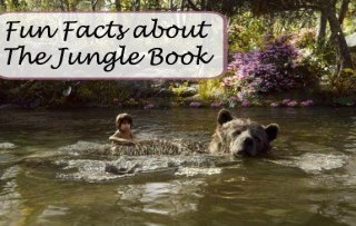 fun facts about The Jungle Book