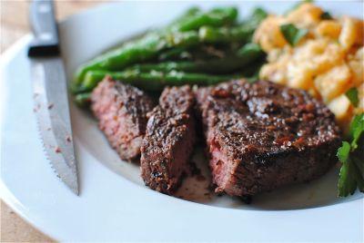 The Weidner Steak Marinade   Bev Cooks