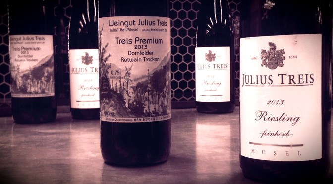Julius Treis | Winemaker Tasting | Friday, May 20th, 4-6p – FREE Bottle Signing & Samples