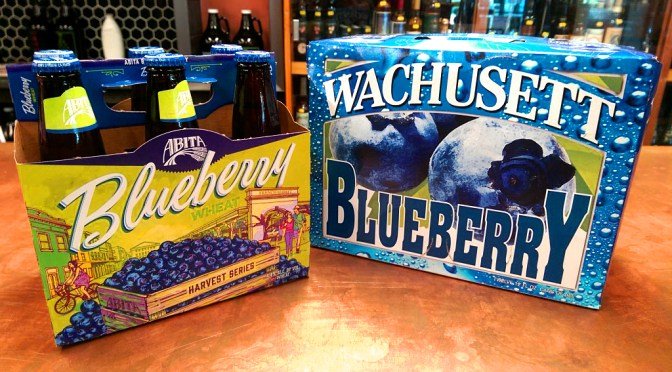 Long Trail Blackbeary Wheat | Wachusett Blueberry | Abita Blueberry