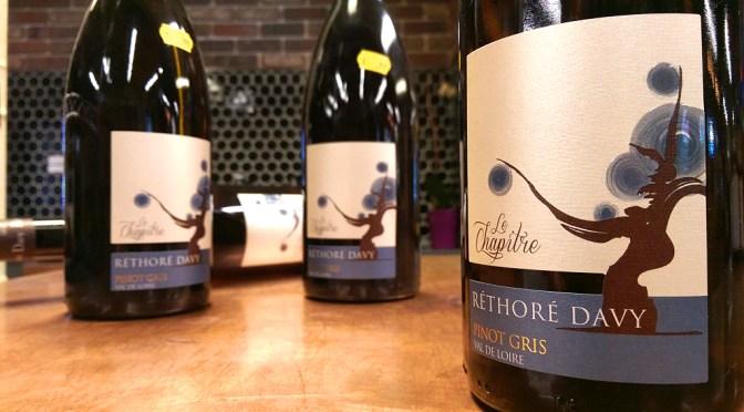 Domaine Rethore Davy Pinot Gris | Le Chapitre 2015