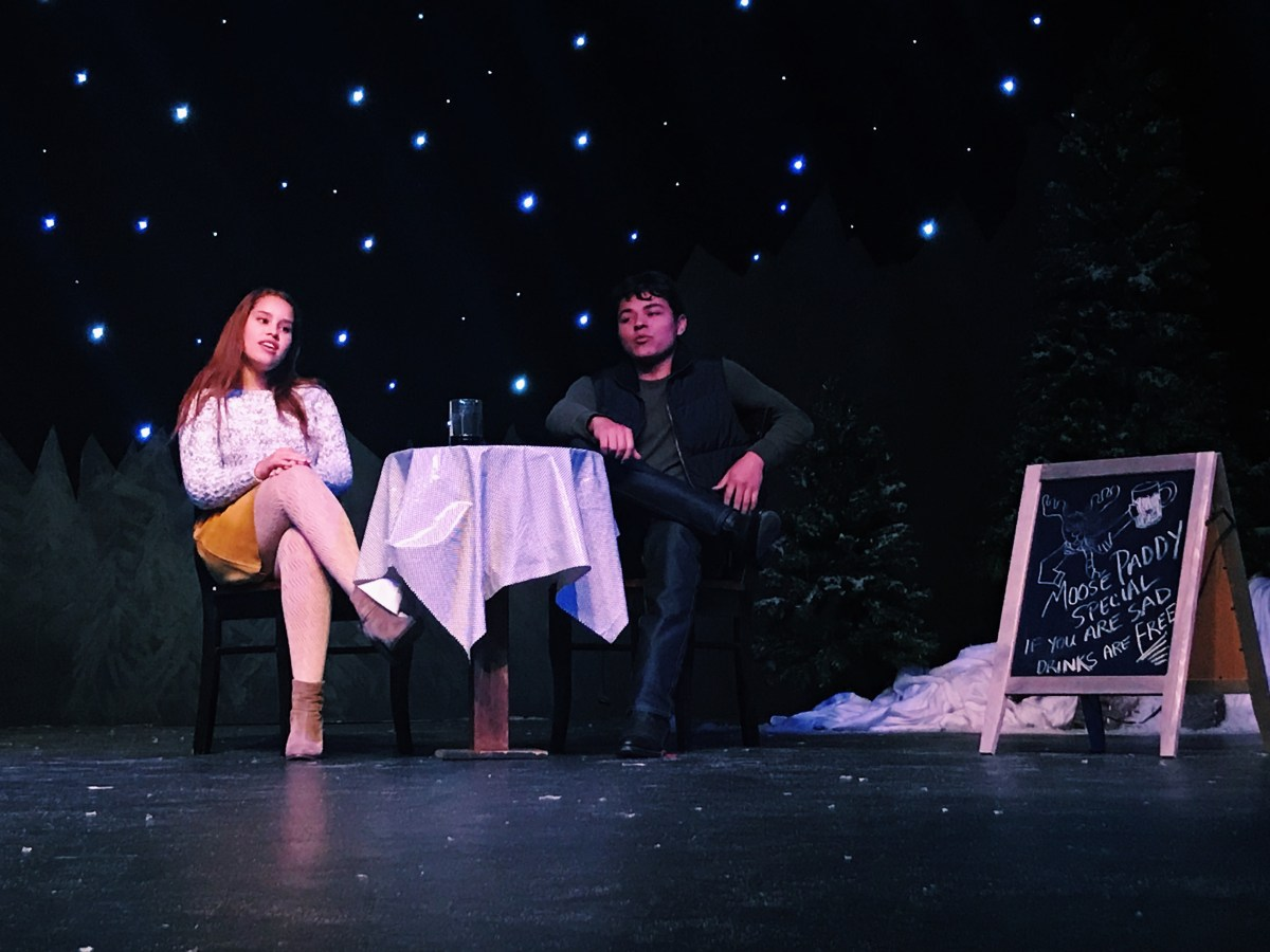 Theater Arts Workshop performs 'Almost, Maine'