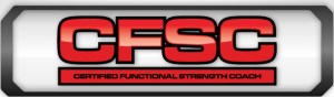 Certified Functional Strength Coach