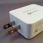 【dodocool】USB充電器Quick Charge3.0対応 スマホ急速充電器 3Aアダプター レビュー クーポンコードあり