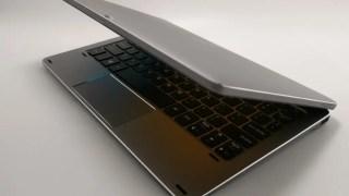 CHUWI HiBook Pro【26日までBanggoodで$0.01ドルゲットチャンス】専用キーボードと合体で高級感UP