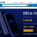 Elephone S7 プレセール $149.99~その名の通りギャラクS7に酷似 11/23以降出荷