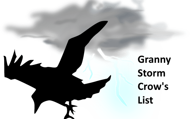 Granny Storm Crow