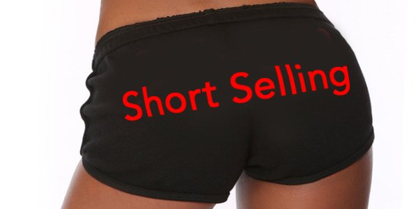 Short Selling Stock Examples