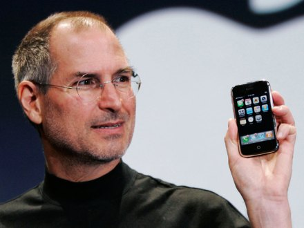 Apple Co-Founder Steve Jobs Passes Away