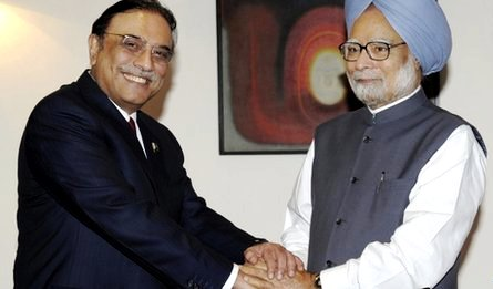 Little Expected, Little Gained from Zardari Visit