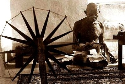 Mahatma Gandhi and Media