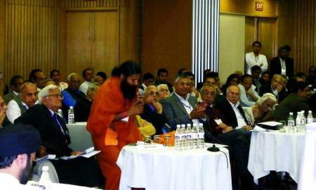 Day 1 of Nation Building Meet, IIIC, New Delhi