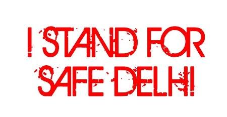 Ensure Pedestrian Safety at Nelson Mandela Marg, New Delhi