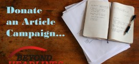 Donate an Article Campaign (DAAC)