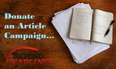 Donate an Article Campaign