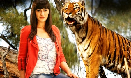 Nargis Fakhri supports Animal Planet's Where Tigers Rule, March