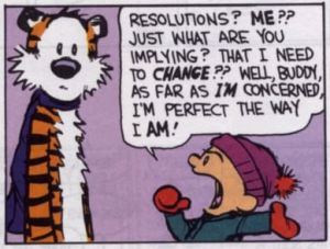 courtesy of Calvin and Hobbes