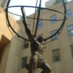 Atlas statue by Lee Lawrie photo by ricardomartins