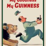 Mini-Posters-Guinness--Lion-Keeper--330341