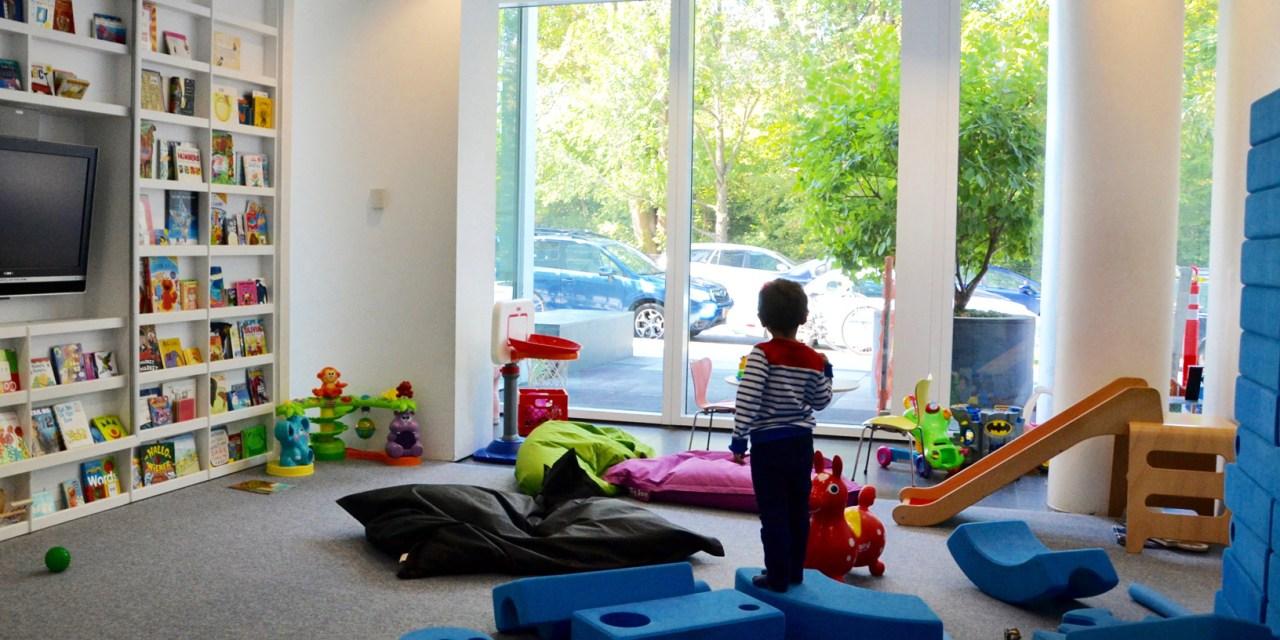 J'ai testé… La playroom dans un condo