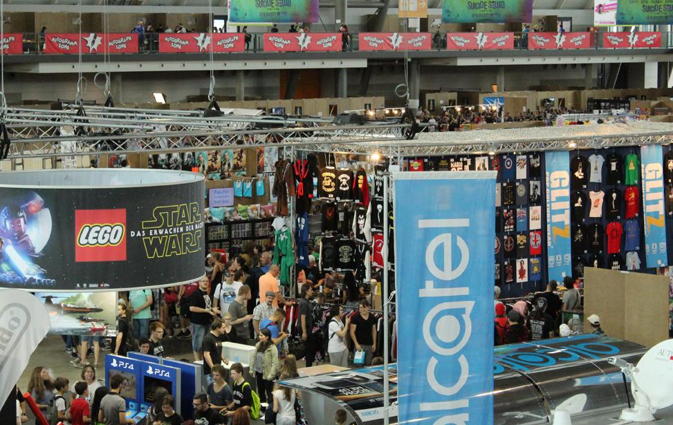 Bericht: Comic Con Germany 2016 – Teil 2