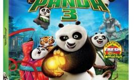 Kung Fu Panda 3 on Blu-ray #PandaInsiders #Giveaway