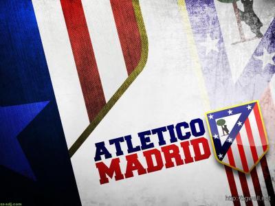 Atletico Madrid Logo Desktop Wallpaper – Background ...