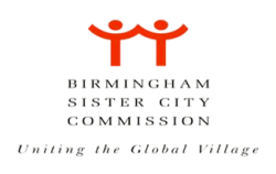 Bham Sister City Commission logo