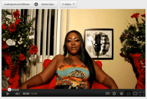 real rap housewives screenshot