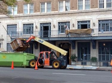 Redmont renovation begins