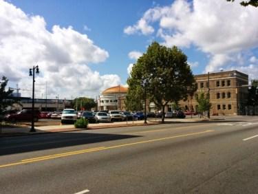 ALcom parking lot
