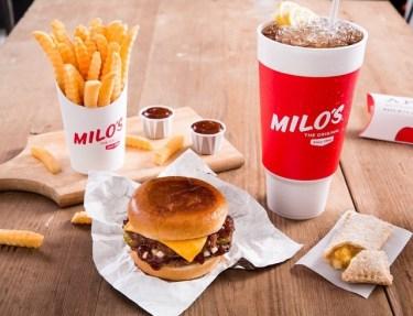 Milo's via instagram