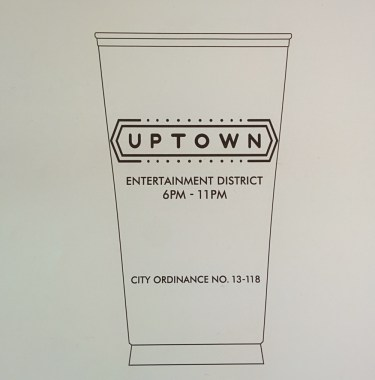 Uptown cups