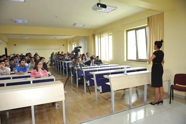"Qazqaf University in Baku, Azerbaijan, May 5th, 2015: ""Interrupting Unconscious Bias to Build an Inclusive World"""