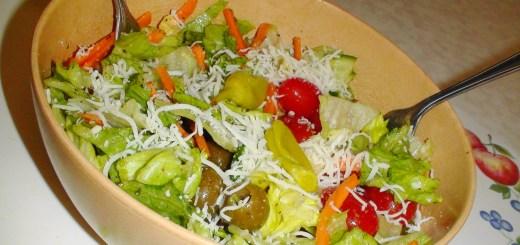 Olive Garden salad (1)