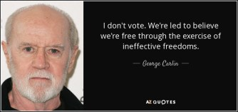 georgecarlinquote