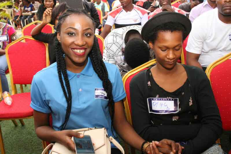 GCGT 7 Abuja Day 1 Contestants
