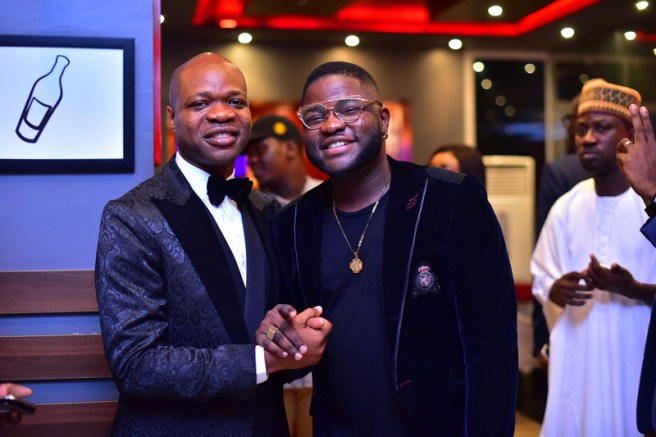 KELVIN ORIFA AND SKALES
