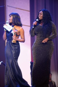 Toni Tones and Peace Hyde
