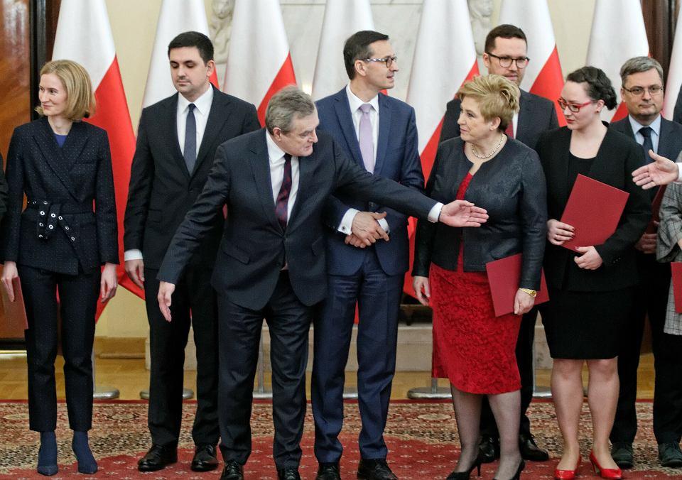Powołanie Rady Narodowego Instytutu Wolności, Warszawa 21.02.2018