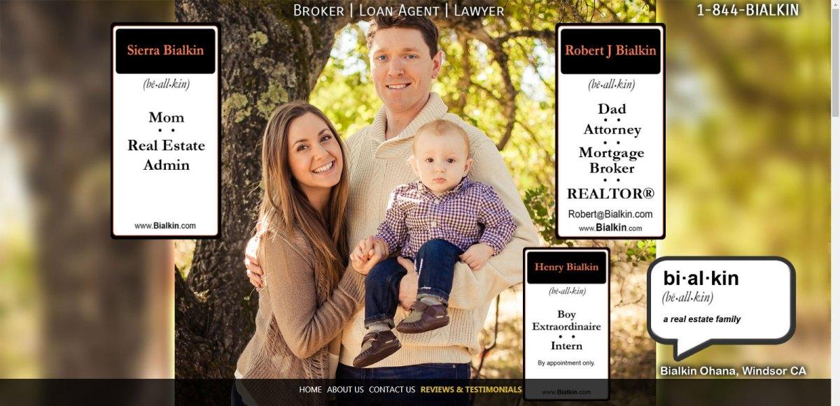 Robert Bialkin Loans in Santa Rosa