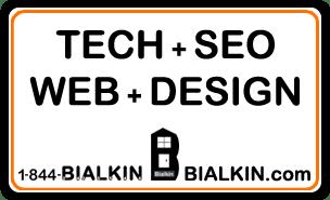 Bialkin Tech SEO Web Design Sonoma County